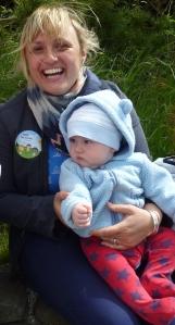 Toddle Walk for Barnardos 2013