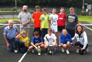 The Glin Festival Junior Tennis Tournament 2013