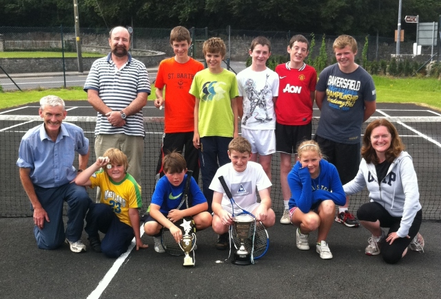 The Glin Festival Junior Tennis Tournament & Conway Cup 2013
