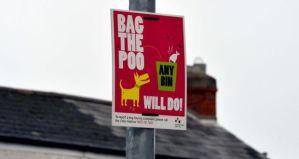Bag the poo