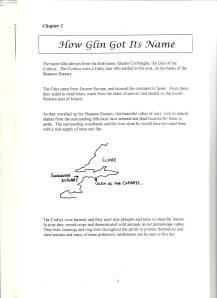 How Glin got its name