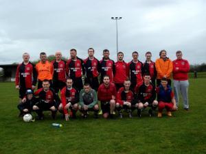 Glin Rovers B Desmond Cup Semi Finalists 2015